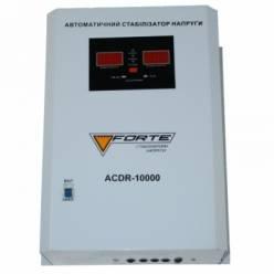 Стабилизатор напряжения однофазный  FORTE ACDR-10kVA - настенный
